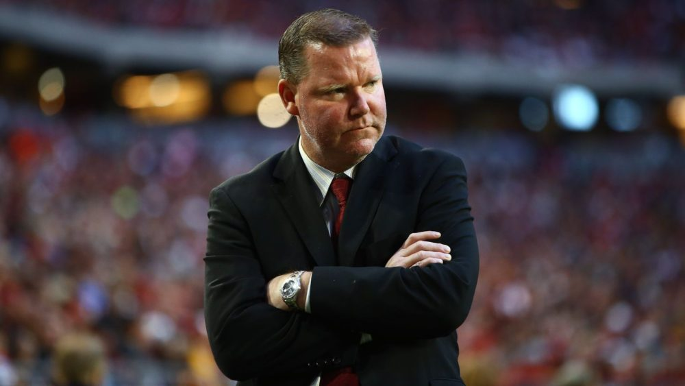 Scot McCloughan gets the ax as Redskins GM after 2 seasons