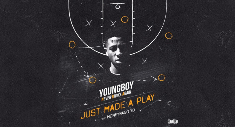 NBA Youngboy – Just Made A Play (Feat. MoneyBagg Yo)