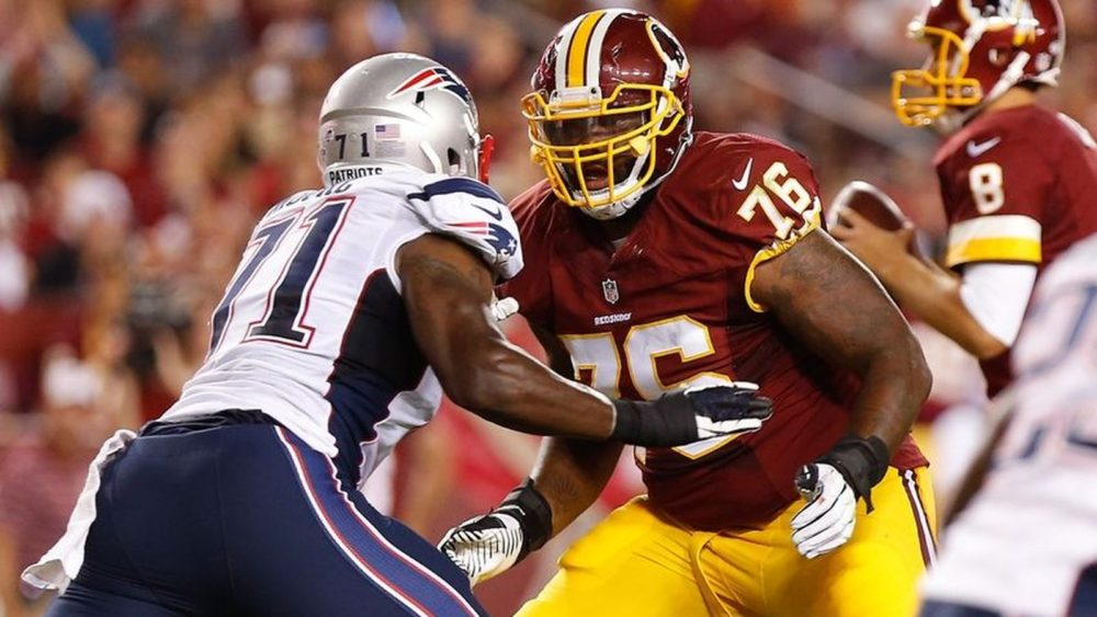 Redskins Sign Tackle Morgan Moses To Multi-Year Extension