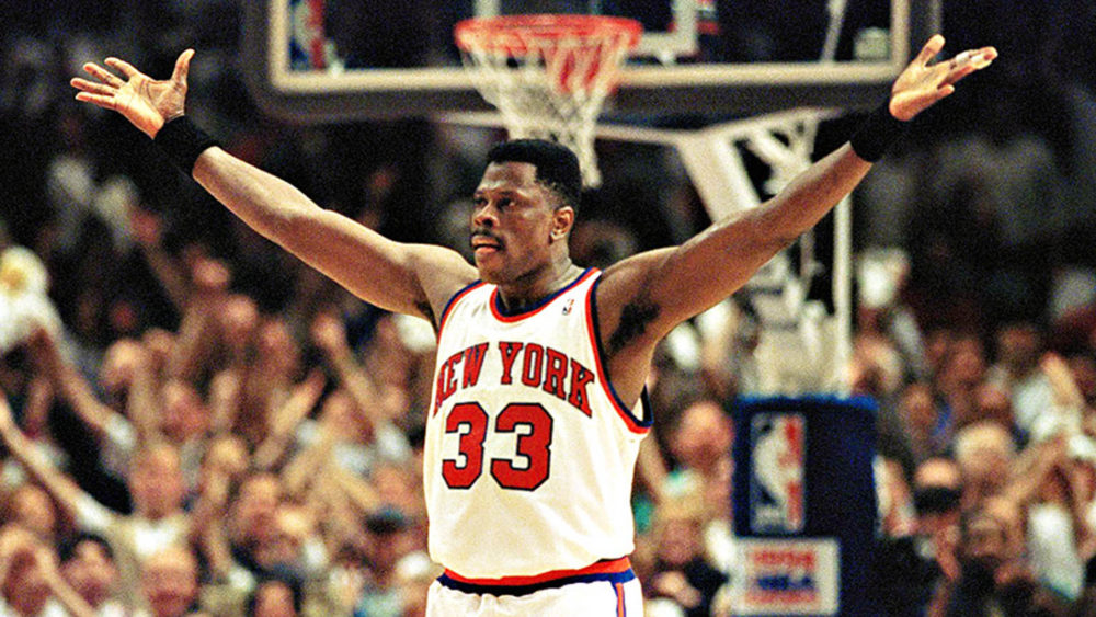 Patrick Ewing named Georgetown Hoyas coach