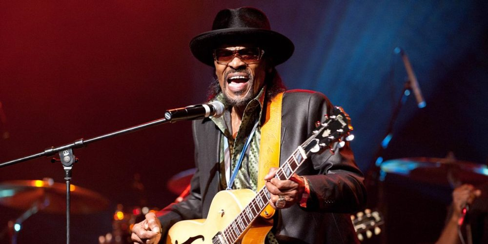 5 Year Anniversary Of The Death Of The OG of GoGo: Chuck Brown