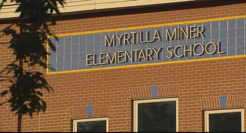 DC Principal Facing Allegation of Slapping Second Grade Student