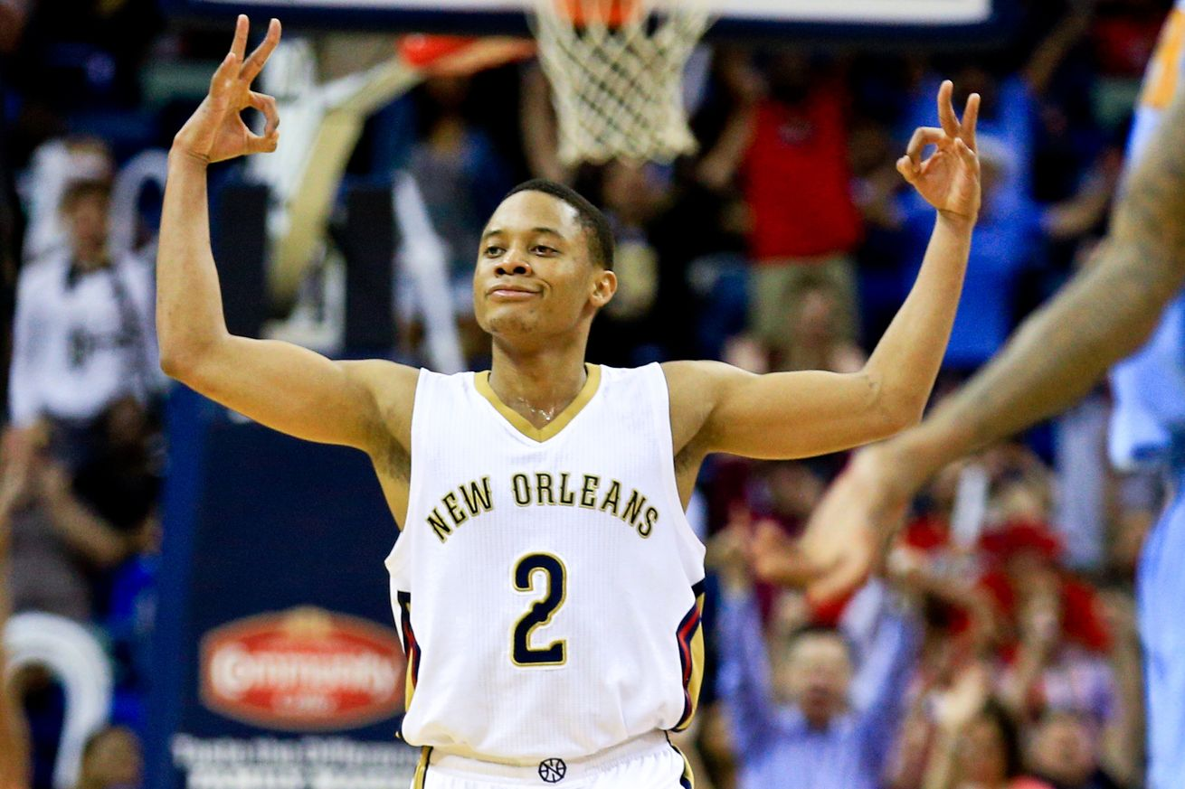 Pelicans send Tim Frazier to Wizards for 2nd RD pick