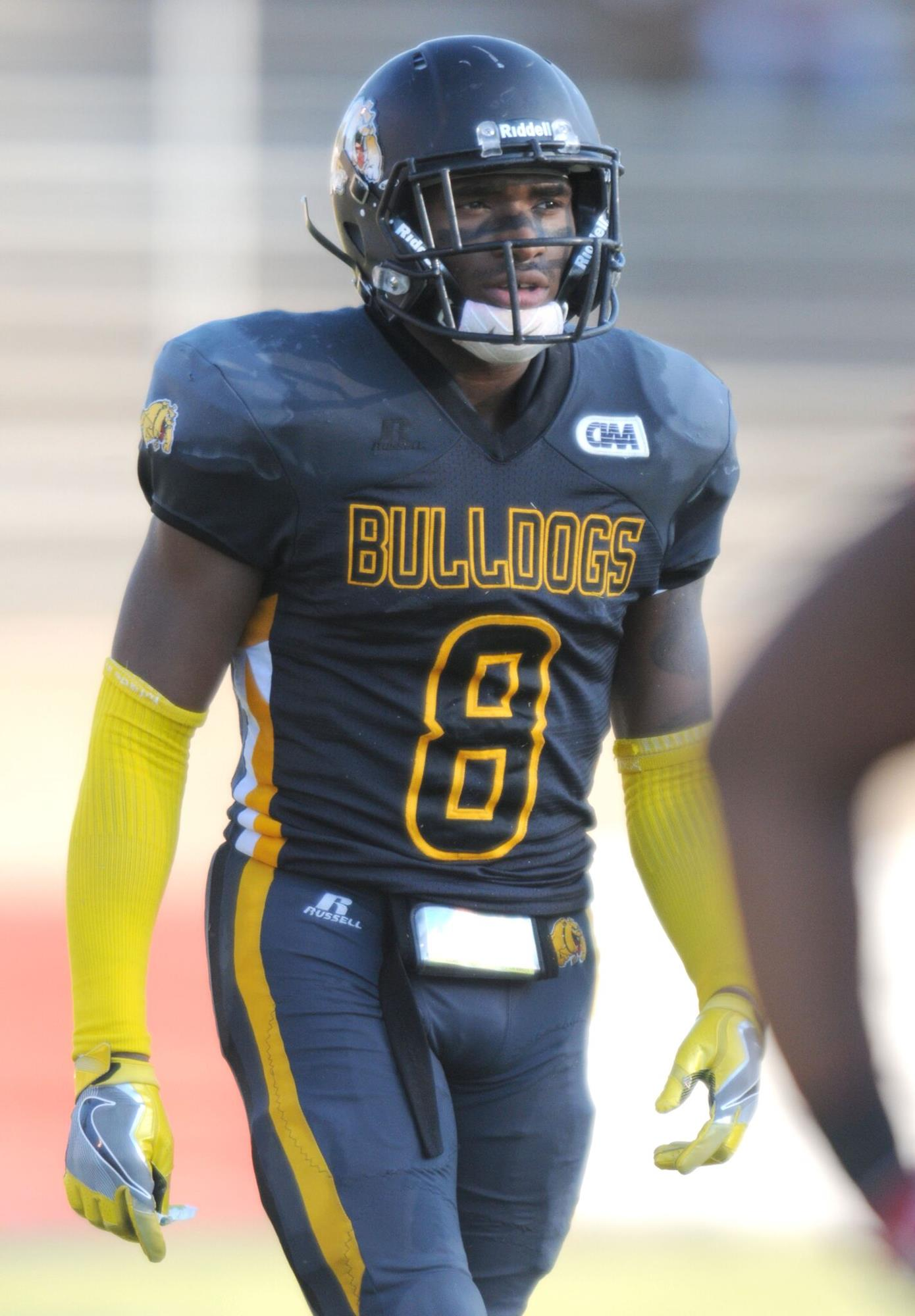 Bowie State Football dominated Fayetteville State 64-31